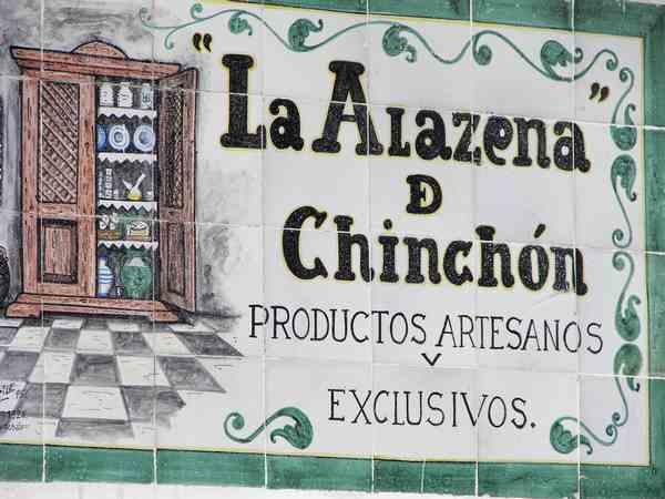 Chinchon Charming Village near Madrid