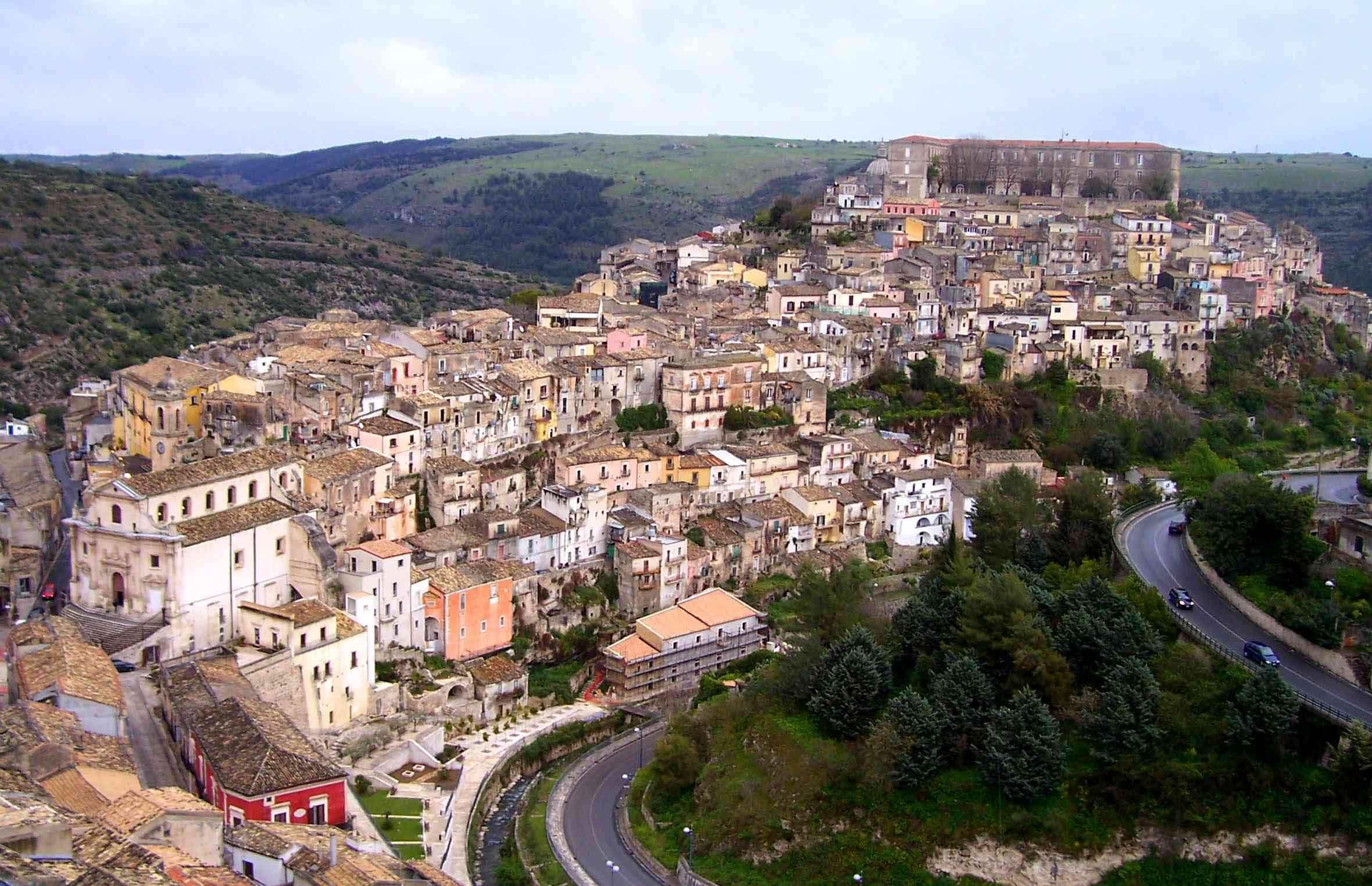 Ragusa Baroque Sicily