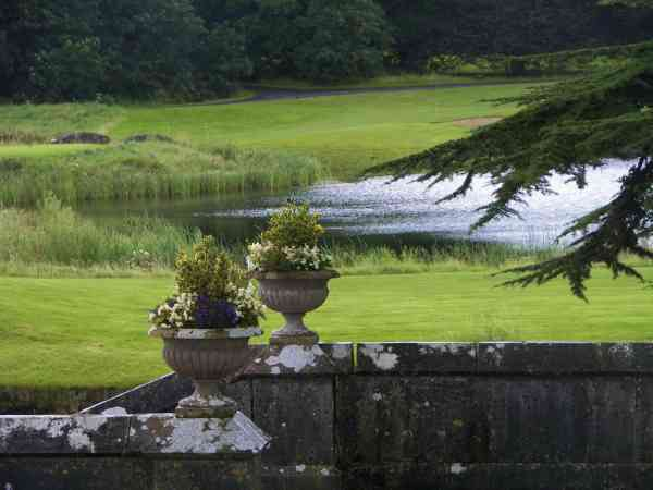 Adare Manor Luxury Golf Hotel in Ireland