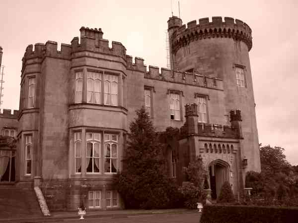 Dromoland Castle Luxury Hotel Ireland