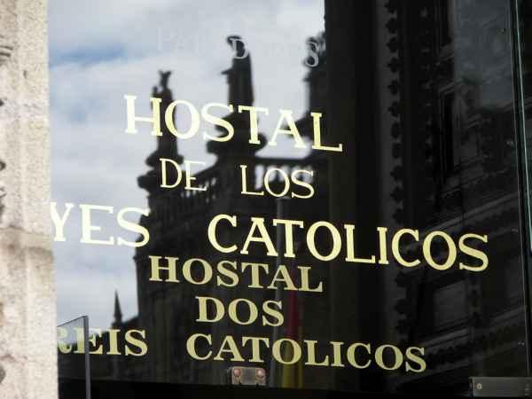 Santiago de Compostela Parador Hotel