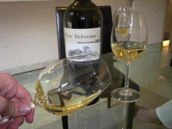 Pazo Barrantes Wine Estate Rias Baixas Galicia
