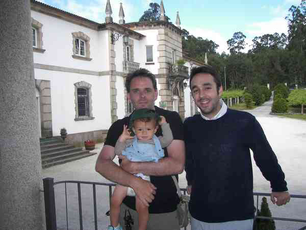 Agro de Bazan wine estate Rias Baixas Galicia