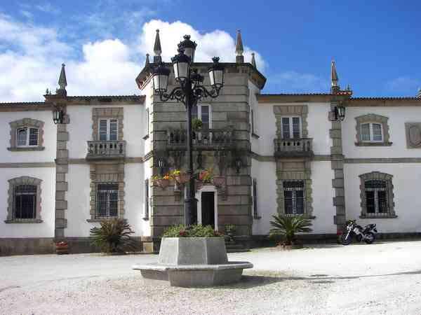 Agro de Bazan Wine Estate Galicia