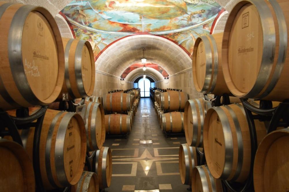 Mastroberardino Winery