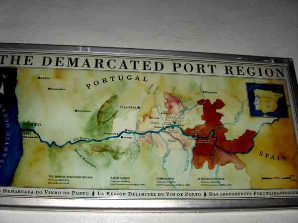 Port Wine Lodge Tours