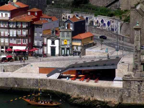 Oporto River Scene