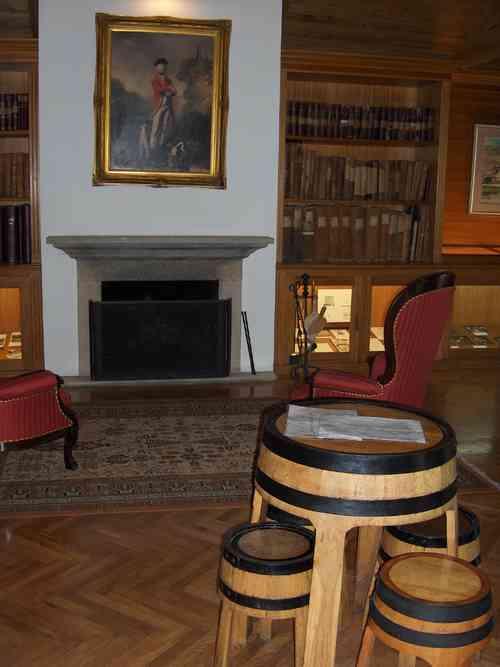 Taylor´s Port Wine Lodge in Oporto