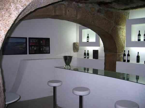 Oporto Lugar do Vinho wine-bar