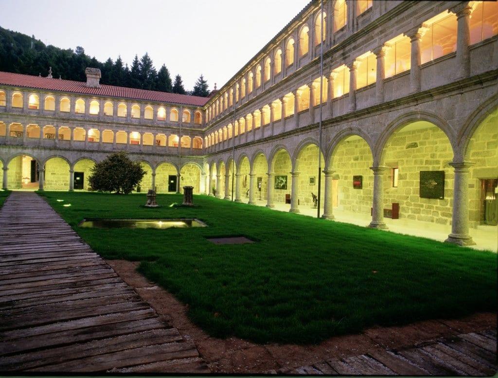 Parador Monasterio de Santo Estevo