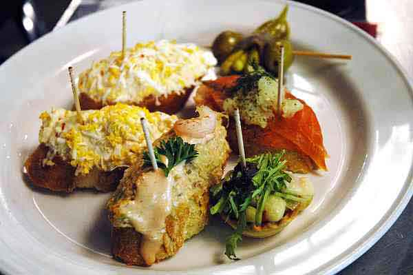 How to Plan a Spanish Tapas and Wine Party & How to Plan a Spanish Tapas and Wine Party » Cellar Tours