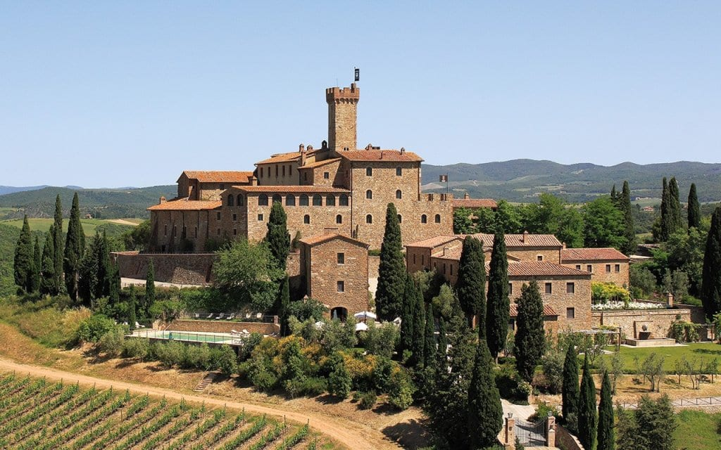 This Is The Best Option For A Luxury Hotel Near Montalcino Especially As Castello Di Velona Closed Renovation