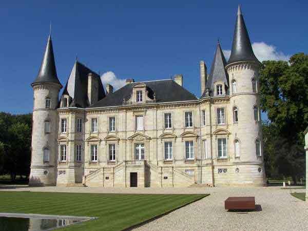 Best of Bordeaux Left Bank Chateaux
