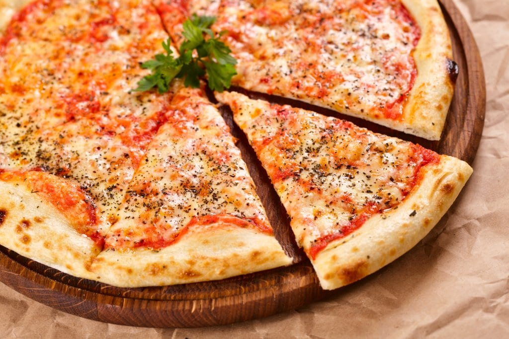 Αποτέλεσμα εικόνας για pizza margherita italy