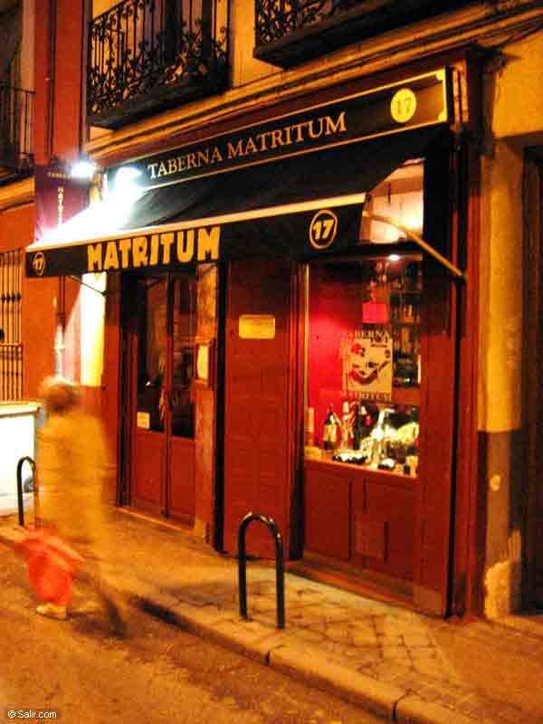 Madrid Top 10 Tapas Bars » Cellar Tours