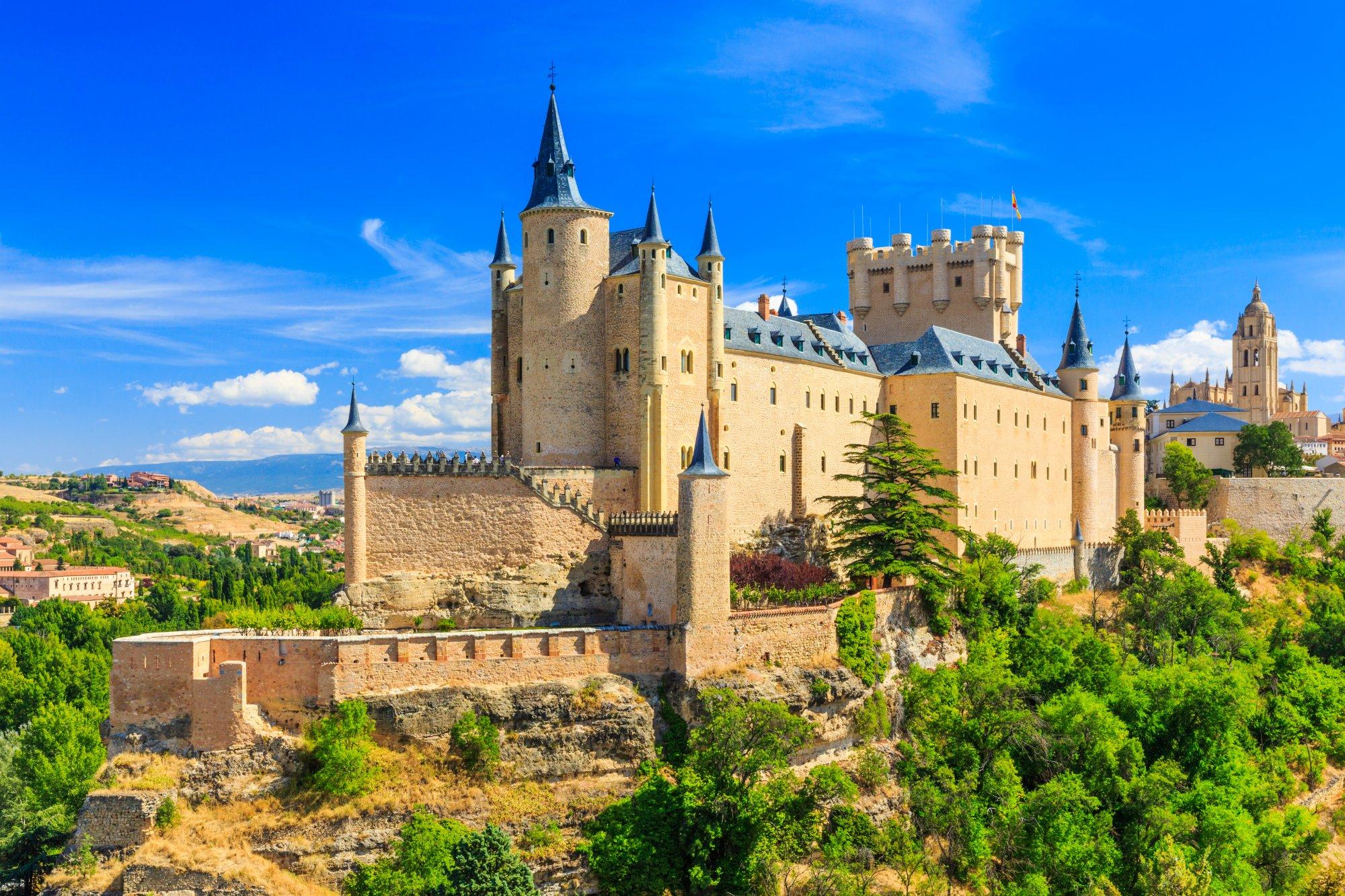 Ten Most Beautiful Castles In Spain 187 Cellar Tours