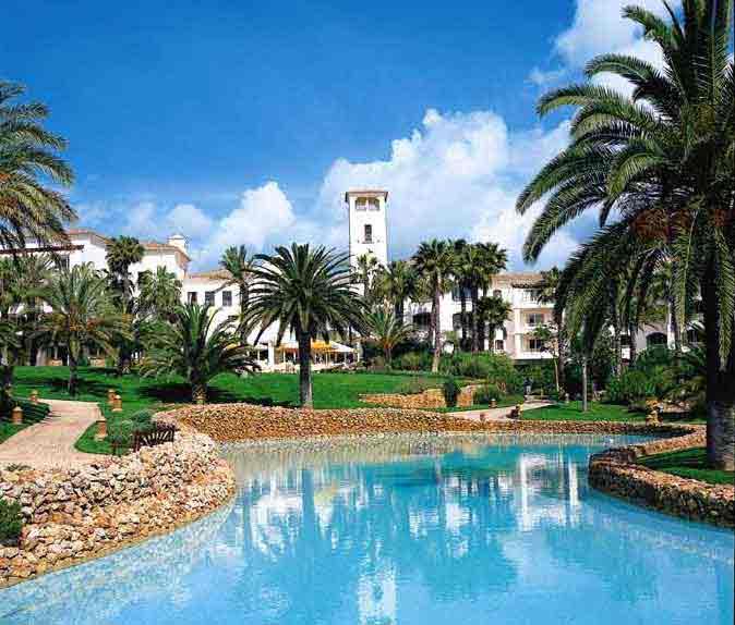 Best luxury beach resorts Europe