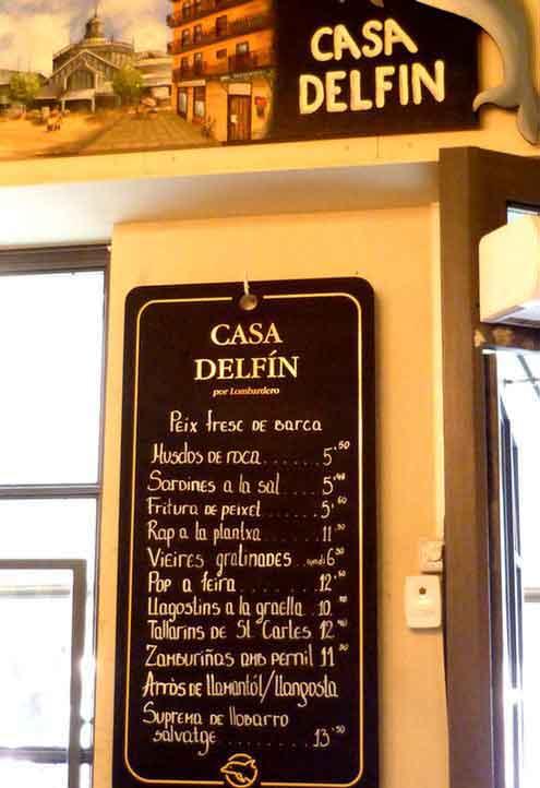 Casa Delfin, Barcelona