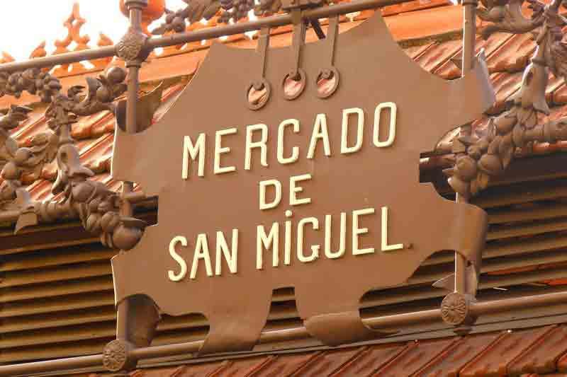Mercado de San Miguel, Madrid- Cellar Tours