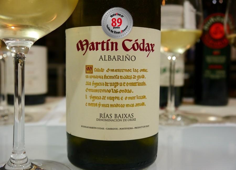 Martin Codax:Albariño, 2011