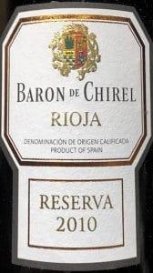 Baron de Chirel