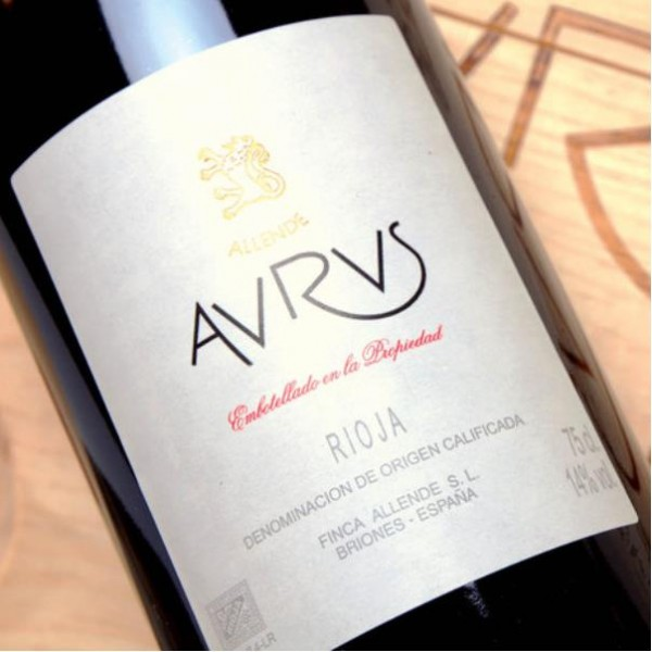 Finca Allende: Aurus