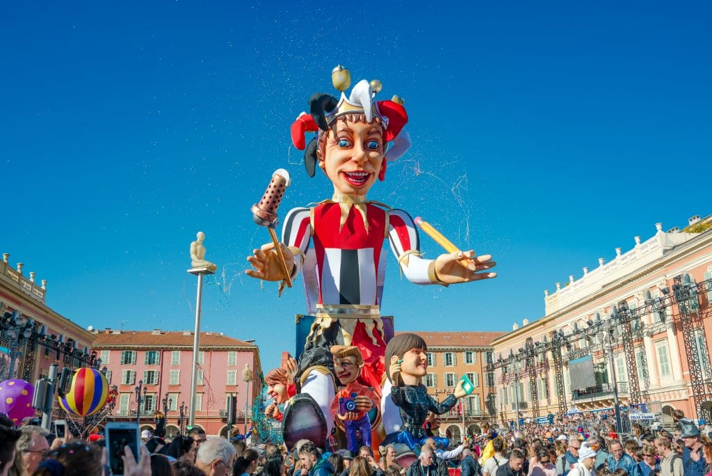 Carnival In Europe Five Great Carnival Vacation Ideas