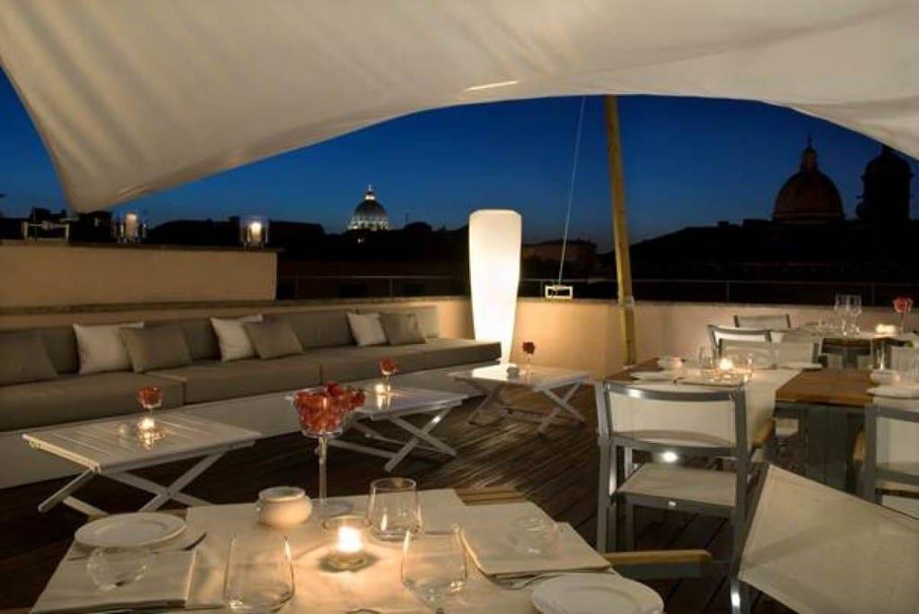 Best Roof Top Bars In Rome A Snapshot Of Al Fresco Summer