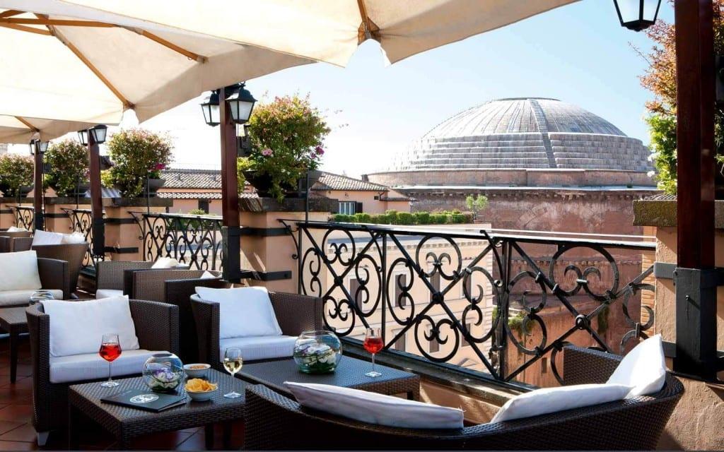 Best Roof Top Bars in Rome – a snapshot of Al Fresco Summer Glamor ...