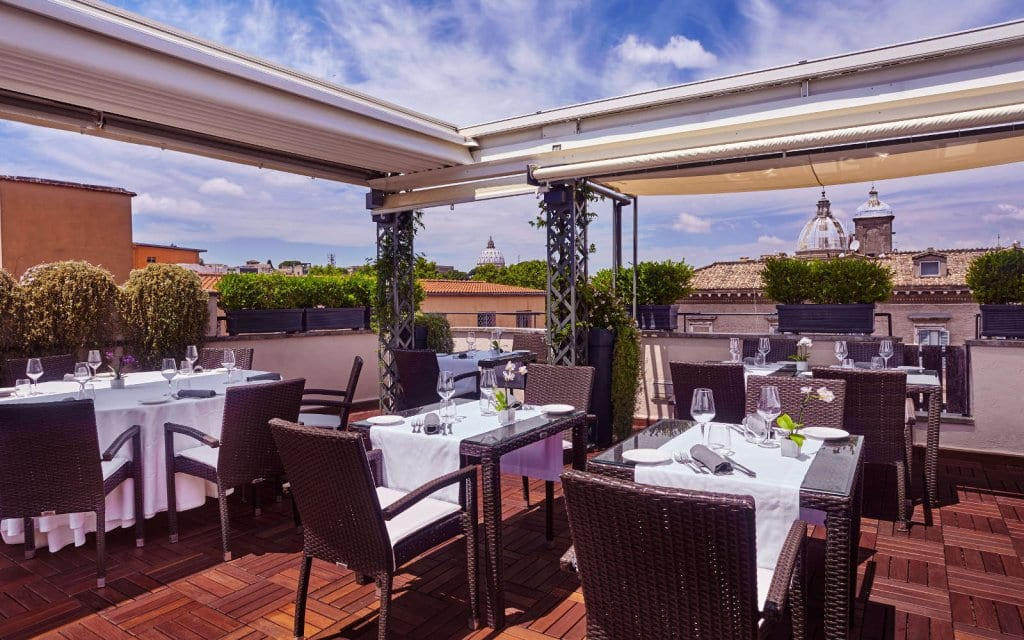 Best Roof Top Bars in Rome – a snapshot of Al Fresco Summer Glamor ...