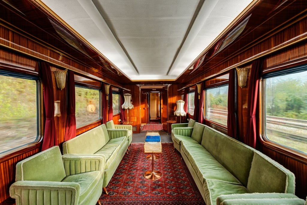 Luxury Train Spain