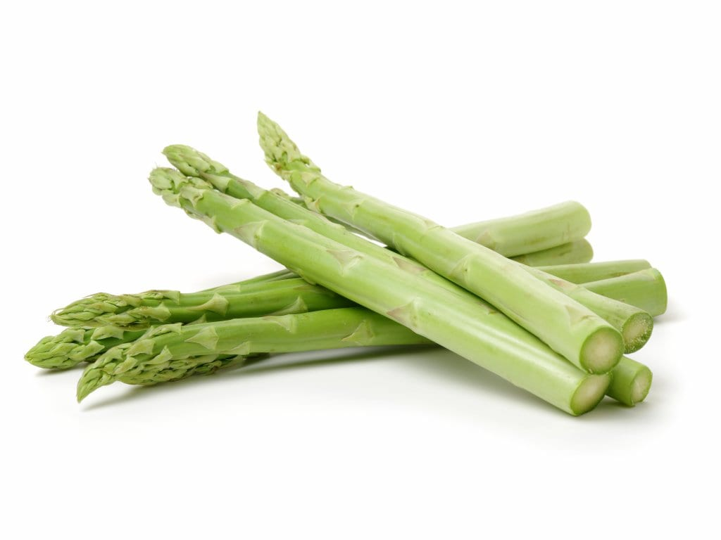 Difficult food and wine pairings, Asparagus