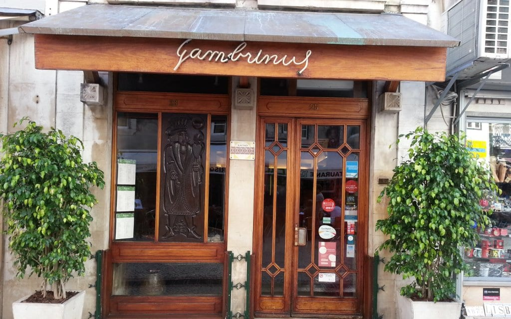 Restaurant Gambrinus