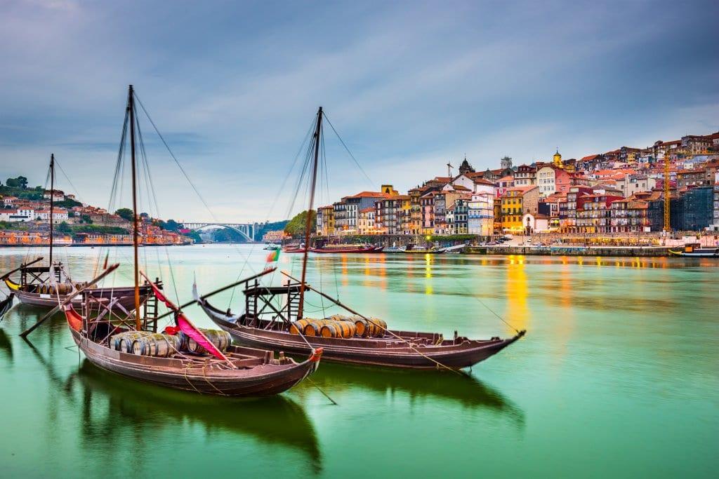 Oporto, Douro River