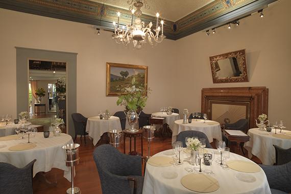 Restaurant Pinchiorri
