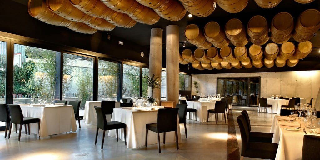 Restaurant at Hotel Viura
