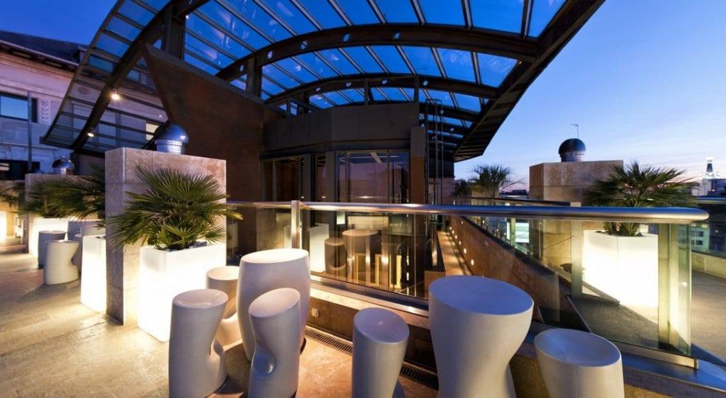 Terrace Urban Hotel