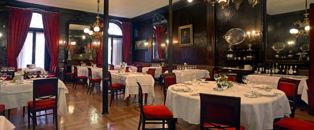 Restaurant Lhardy