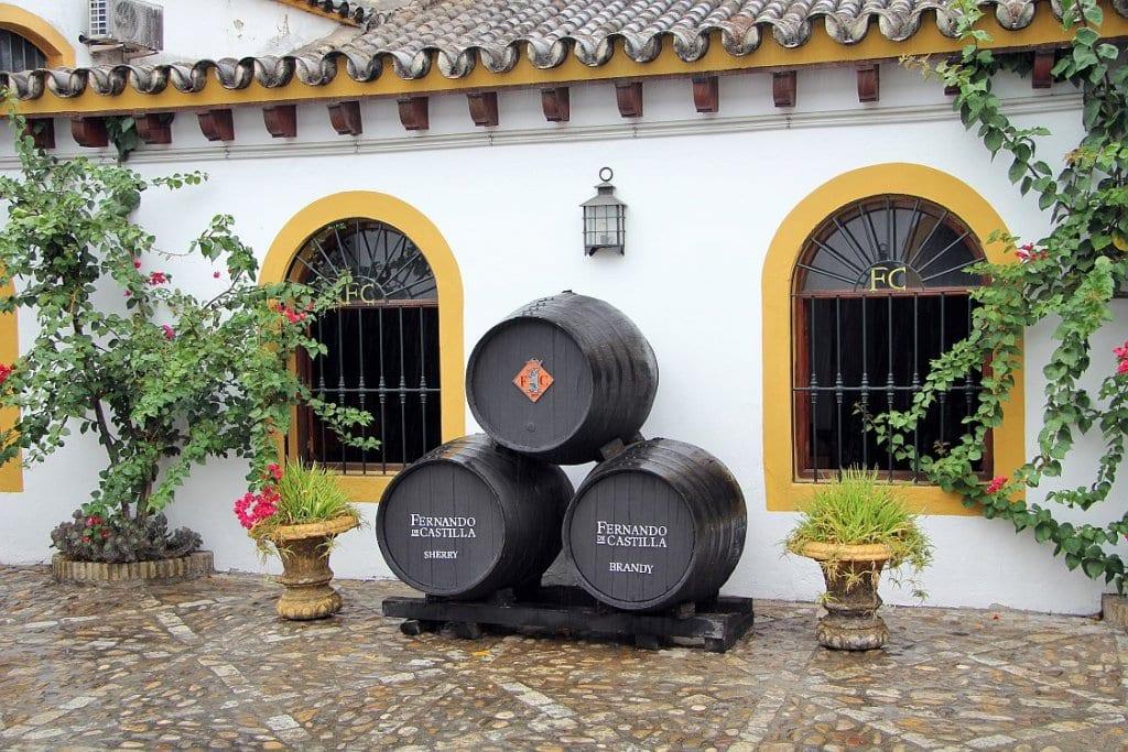Fernando de Castilla winery