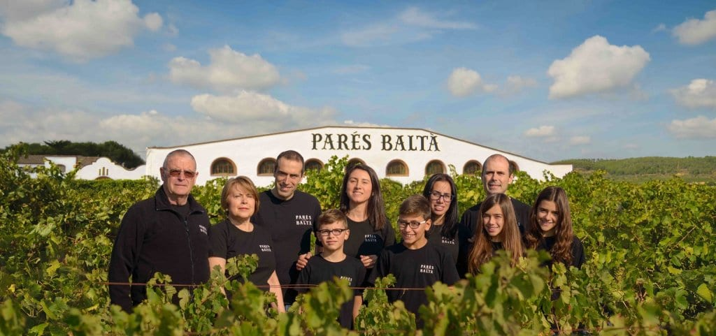 Pares Balta Winery
