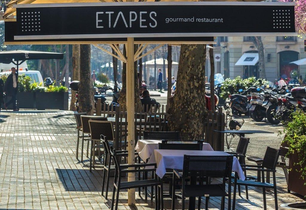 Restaurant Etapas