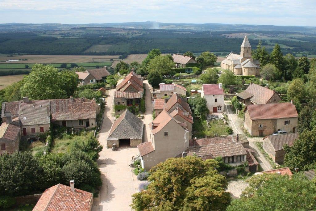 Brancion: Burgundy
