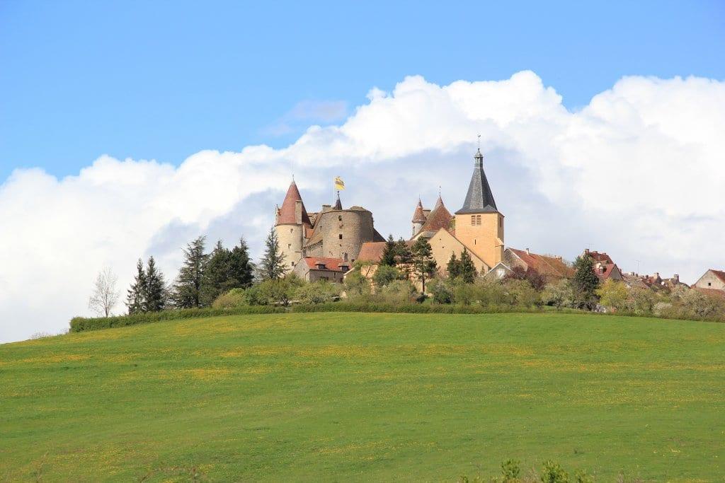 Chateauneuf - en - Auxois: Burgundy