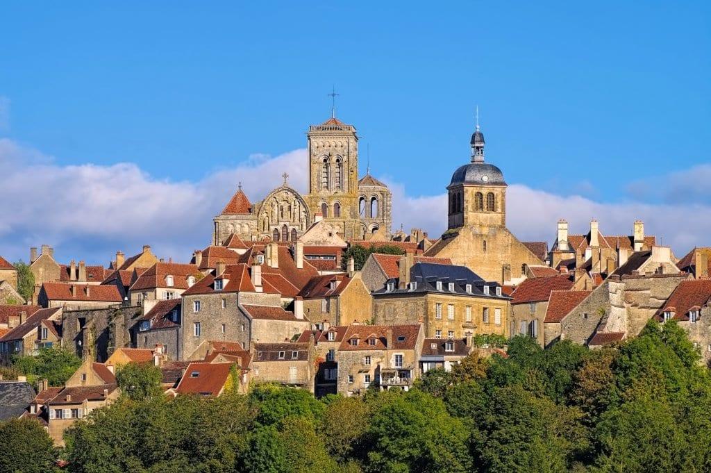 Vezelay: Burgundy