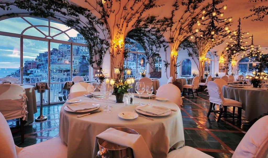 La Sponda, Hotel Le Sirenuse