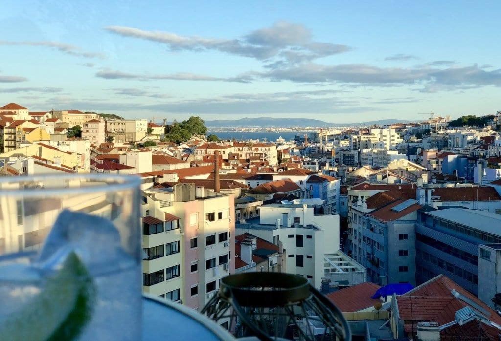 Limão Rooftop at H10 Duque de Loulé