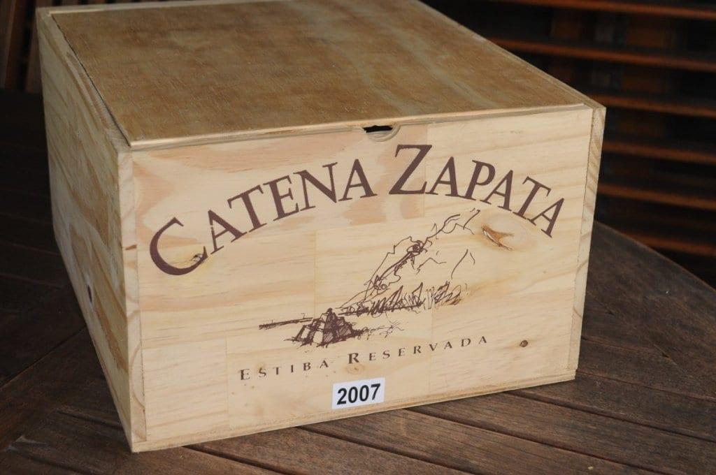 Catena Zapata – Estiba Reservada