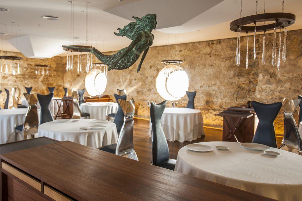 Restaurant Aponiente