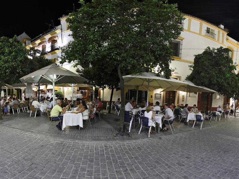 Restaurant Modesto, Seville