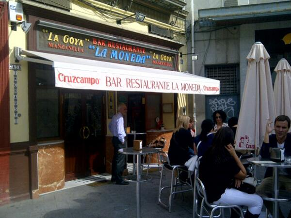 Restaurante la Moneda